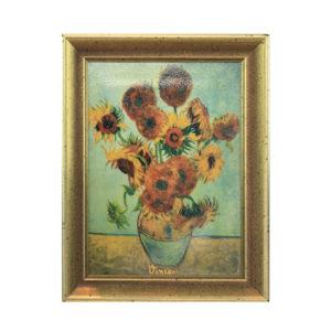Картина «Подсолнухи» Винсент ван Гог - Фото
