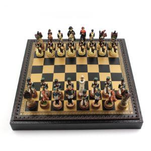 Шахматы «Бородинское сражение» - Фото