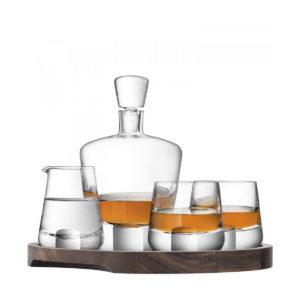 Набор для виски «Whisky Cut», 5 элементов - Фото