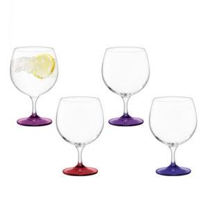 Набор из 4 бокалов для вина 'Coro' - Фото