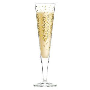 Бокал для шампанского /дизайн Daniela Melazzi - Фото