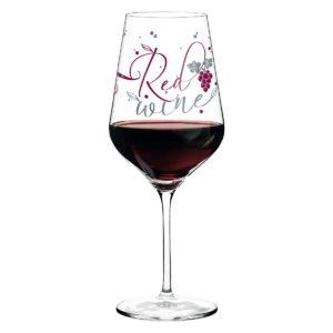 Бокал для красного вина/дизайн Kathrin Stockebrand - Фото