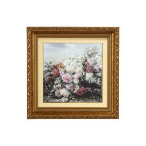 Картина «Натюрморт с цветами» - Фото