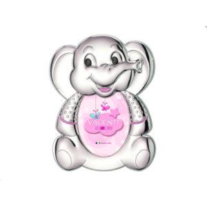Фоторамка «Милый слоник» розовая - Фото