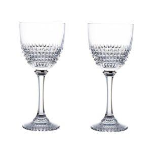 Набор бокалов для красного вина «Diamond» - Фото