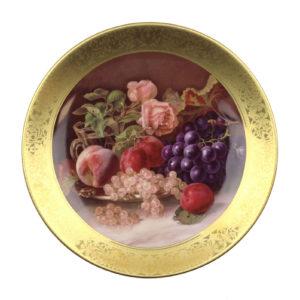 Декоративная тарелка «Astoria», 1 шт - Фото