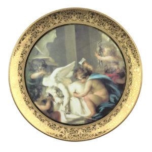 Декоративная тарелка «Ангелы» - Фото