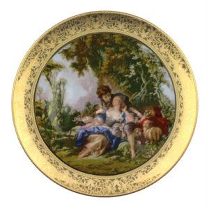 Декоративная тарелка «La Primavera» - Фото