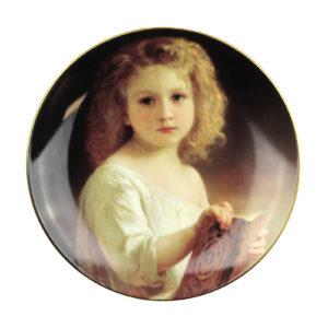 Декоративная тарелка «Викторианская мечта», 1 шт. - Фото