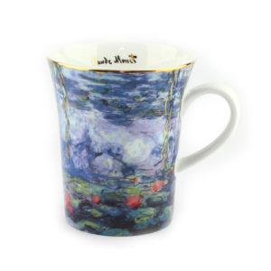 Кружка «Водяные лилии с ивой» Клод Моне 400 мл - Фото