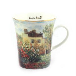 Кружка «Дом художника» Клод Моне 400 мл - Фото