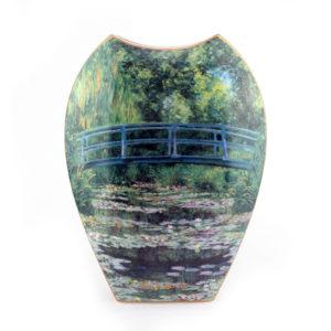 Ваза «Японский сад» Клод Моне - Фото