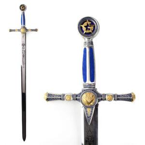 Масонский меч, Silver - Фото