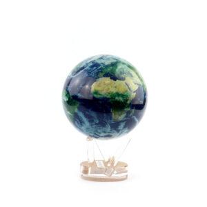 Гиро-глобус «Земля в облаках» Ø11,4 см - Фото