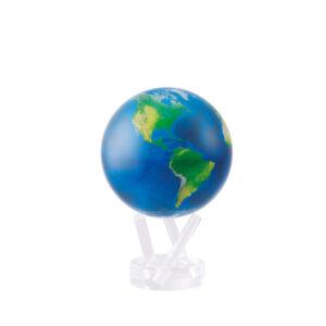 Гиро-глобус «Вид из космоса» Ø11,4 см - Фото