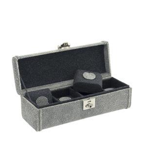 Шкатулка для хранения часов, Grey - Фото