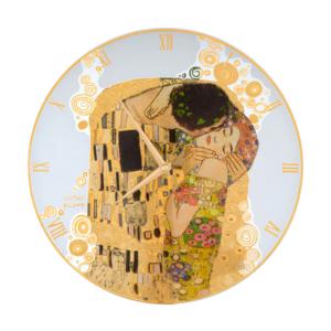 Часы настенные «Поцелуй» Густав Климт - Фото