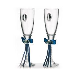 Набор Свадебных бокалов (2 шт) - Фото