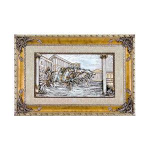 Картина «Колесница и лошади» - Фото