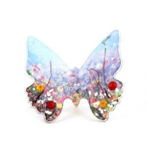 Статуэтка «Бабочка» - Фото