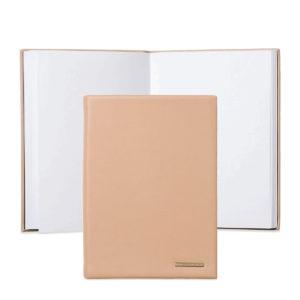 Блокнот А6 Essential Nude, Hugo Boss - Фото