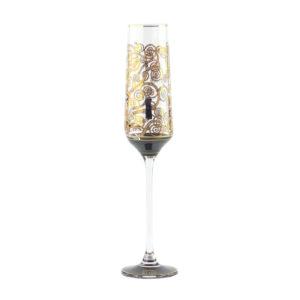Бокал для шампанского «Древо жизни» Густав Климт - Фото