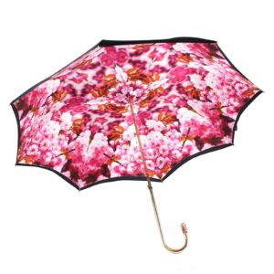 Зонт женский «PEACH FLOWERS» - Фото