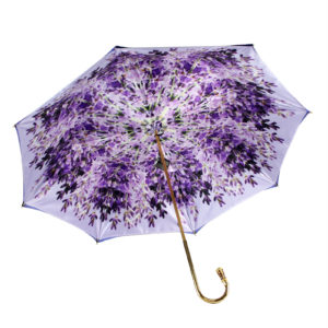 Зонт женский двойной «PURPLE LAVENDER» - Фото
