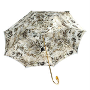 Зонт женский «White Roses» - Фото