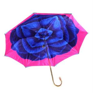 Зонт женский двойной «CAMELIA» - Фото