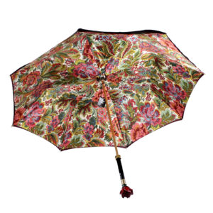 Зонт женский двойной «Rose» - Фото