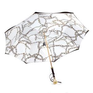Зонт женский двойной, Gold - Фото