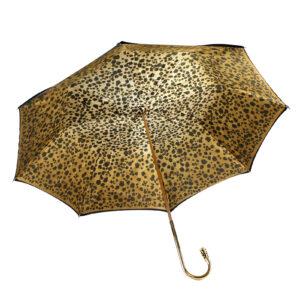 Зонт женский двойной «MACULA FOOTPRINTS» - Фото