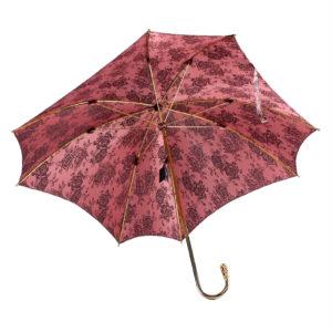 Зонт женский двойной «DOUBLE ROSES» - Фото