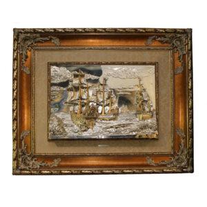 Картина «Корабли» - Фото