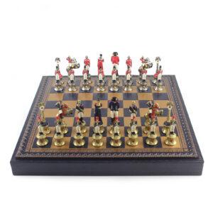Шахматы  «SMALL NAPOLEON» - Фото