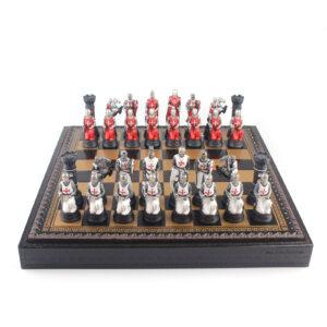 Шахматы «Крестовый поход» - Фото