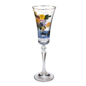Бокал для шампанского «Влюбленные в шампанское» Розина Вахтмайстер - Фото
