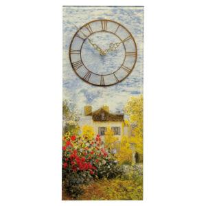 Часы настольные «Дом художника» Клод Моне - Фото
