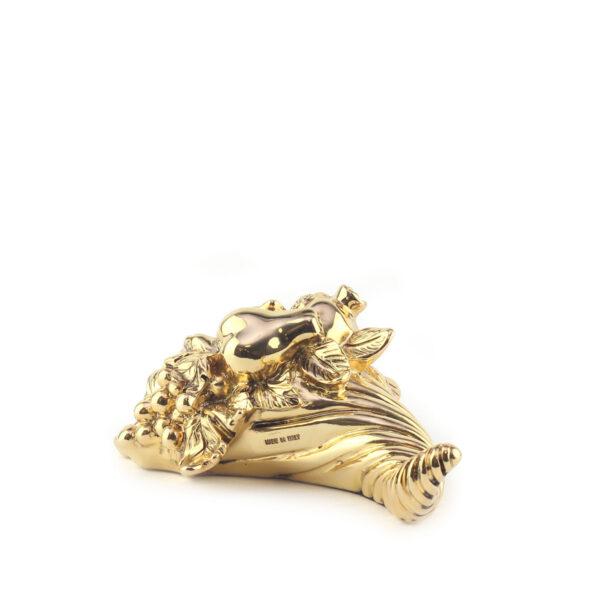 "Статуэтка ""Рог изобилия"", золото"