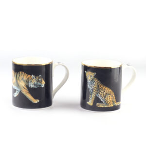 Набор кружек «Tiger Leopard» - Фото