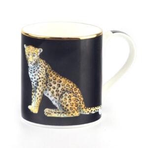 Кружка «Leopard Black» - Фото