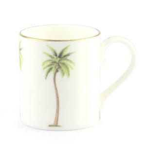 Кружка «Palm White» - Фото