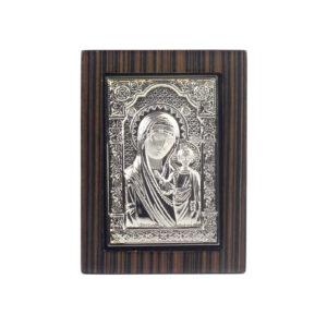 Икона «Божья матерь с младенцем» - Фото