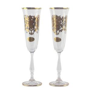 Бокалы для шампанского «FLUT ANTIK POSITANO» - Фото