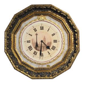 Часы настенные «LONDON» фарфор 63×56 см - Фото