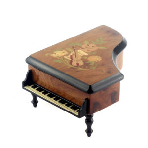 Музыкальная шкатулка «Рояль» - Фото