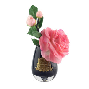 Парфюмированные цветы «Персик» с ароматическим спреем Savon - Фото