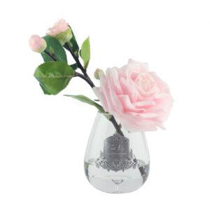 Парфюмированные цветы «Розы» с ароматическим спреем Savon - Фото