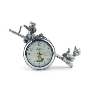 Настольные часы «На переменке» - Фото